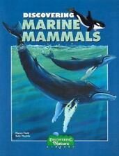 Discovering Marine Mammals [With Stickers] - Acceptable - Field, Nancy -