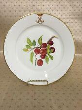 19th Century Sevres Porcelain Cabinet Plate