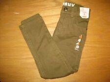 NWT Gymboree Monstro-Politan Size 5 Brown Tank Skinny Jeans Pants