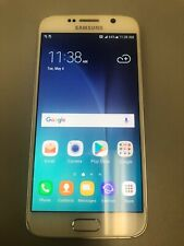 Samsung Galaxy S6 SM-G920 32GB 4G LTE Phone White