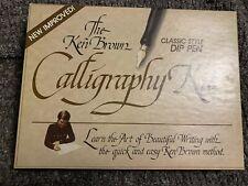 Vintage Ken Brown Calligraphy Kit 3078
