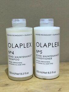 Olaplex No 4 & 5 Bond Maintenance Shampoo & Conditioner 250ml Fast & Free