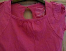 Girls shocking pink t-shirt size 140-146 cm