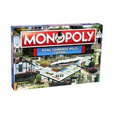 Royal Tunbridge Wells Edition Monopoly Family Board Game