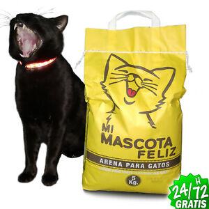 Sand Cat Absorbent 33.1lbs My Pet Happy Origin Spain Mineral Natural
