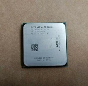 AMD A8-7600 Series A8 Pro-7600B QuadCore 3.1GHz FM2+ Processor CPU AD760BYBI44JA