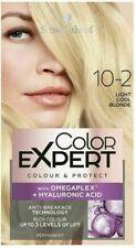 Schwarzkopf Color Expert Omegaplex Hair Dye - 10-2 Light Cool Blonde