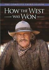 How the West Was Won: The Complete Third Season  (DVD MOVIE)