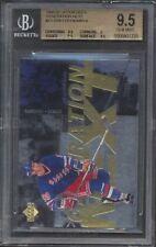 Wayne Gretzky / Paul Kariya 1996-97 Upper Deck Generation Next #X1 BGS 9.5