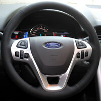 Protect Steering Wheel Cover for Ford Edge Taurus Explorer 2011 2012 2014 2015