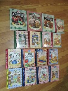 Gooseberry Patch 16 Cookbooks Christmas, Favorites, Spring, Moms, Crafts, Plus +