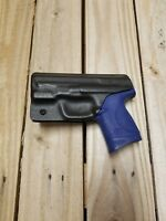 Concealment S&W M&P 2.0 9/.40 Compact 3.6 in. IWB Black KYDEX Holster