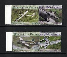 2011 Papua New Guinea War Relics SG 1532/5 Muh Set