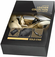 Areon Leather Colection High Quality Car Van Perfume Luxury Fragrance Scent NEW