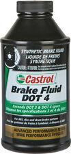 CASTROL BRAKE FLUID DOT 4 12OZ 12509