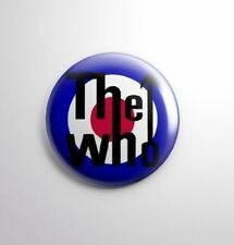 THE WHO -  Pinbacks Badge Button Pin 25mm 1''