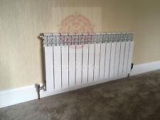 Designer Aluminium Quality Radiator 3 Sections Panels 232 x 560 x 96 mm ISO9001