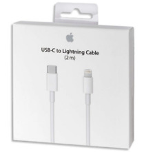 New Apple MKQ42AM/A USB-C to Lightning Cable 2M