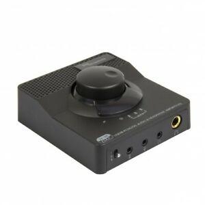 SYBA USB 2.0 DAC 24bit 96KHz plus Stereo Headphone Amplifier