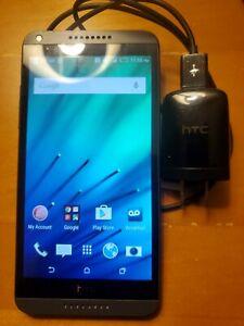 HTC Desire 816 - 8 GB Black (Virgin Mobile) Smartphone