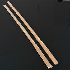 Twin Japanese Kendo Wooden Bokken Bokuto Practice Samurai Training Swords