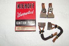 NORS 1949-1955 Chrysler DeSoto Dodge Plymouth Starter Motor Brushes Set