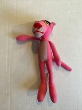 Vintage Pink Panther Doll Stuffed Plush Toy Ace 8 inches 1994