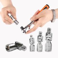 "Universal Joint Set 1/4"" 3/8"" 1/2"" Ratchet Extension Bar Socket Adapter Joint"