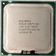Intel Core 2 Duo E6700 2.66 GHz LGA775 Dual-Core 4M CPU
