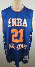 Mitchell & Ness Vintage 2004 Hardwood Classic #21 NBA All Star Jersey Size XXL
