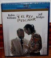 EL REY PESCADOR BLU-RAY NUEVO PRECINTADO COMEDIA DRAMA FANTASIA (SIN ABRIR) R2