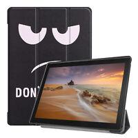 Custodia Per Lenovo Scheda E10 TB-X104F Smart Cover Tablet Borsa Protettiva Slim