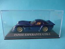 PANOZ ESPERANTE GTR 1 - BLUE / AZUL - 1/43 NEW IXO ALTAYA DREAM CARS