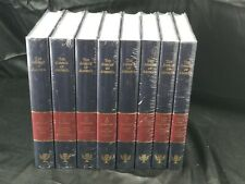 The Annals of America- Britannica-  Volume  3,4,5,6,7,8,19,20 factory  Sealed.