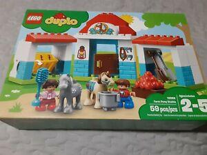 Lot of 7 Lego Duplo 2x2 Swivel Blocks TURN SPIN GRAY LIGHT GRAY