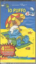 Io Puffo 3 - 4 Nuove Avventure VHS - Peyo