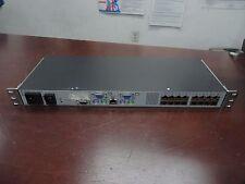 HP 396631-001 CAT5 16-Port KVM Server Console Switch w/ brackets