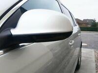 Für VW Golf 5 Passat 3BG 3C EOS Sharan LED Schwarz Rauchglas Spiegel Blinker