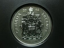2014 Canadian Specimen 50 Cent ($0.50)