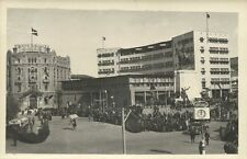 turkey, ANKARA, Türkiye IS Bankasi, 1st Turkish Bank, Demonstration (1940s) RPPC