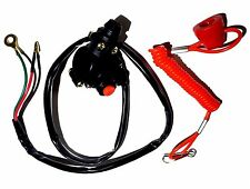 KILL STOP SWITCH WITH SAFETY TETHER YAMAHA OUTBOARD ENGINE/MOTOR SCOOTER ATV NEW