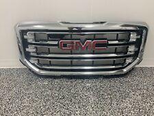 GMC GM OEM 14-15 Sierra 1500 Front Bumper-Trim Bezel Left 22902334