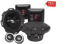 "ROCKFORD FOSGATE T2652-S Power Series 6-1/2"" 2-way component speaker system"