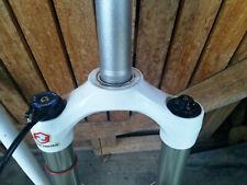 Rockshox Reba 29er dual air forks, straight steerer, QR dropouts