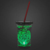 Disney Store Star Wars Rouge One Light Up Screen Art Tumbler w/ Straw 12oz NEW