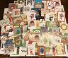 Huge Lot Vintage Christmas Cards All Unused ~ Great Variety Pawprints +