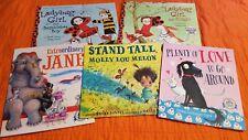 Picture Bks (Lot 5 PB) Plenty of Love to Go Around, Extraordinary Jane,