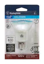 Westinghouse  75 watts JDR  Halogen Bulb  630 lumens White  Floodlight  1 pk