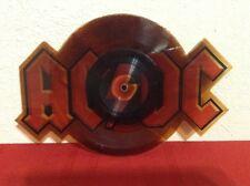 """AC/DC: Guns For Hire / Landslide 45 (UK, 10"""" shaped pic disc) Rock & Pop"""