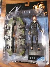 McFarlane Toys - The X-Files - Agent Scully w/ Body Action Figures - Series 1